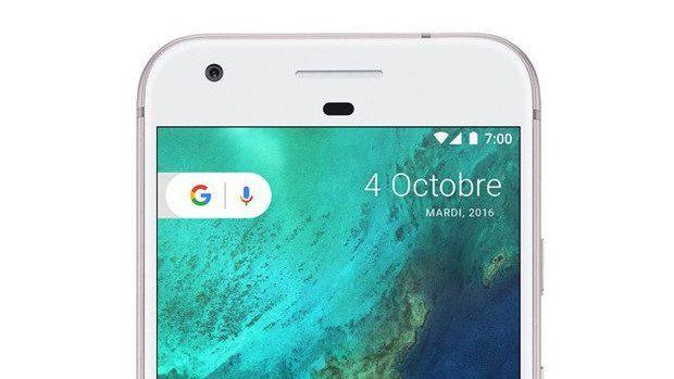 Как вставить SIM-карту в Google Pixel