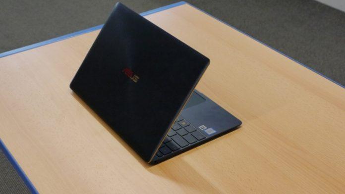 Тест и обзор ноутбука Asus Zenbook 3 UX390UA