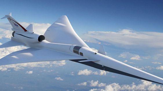 NASA собирается сократить время авиаперелетов в два раза