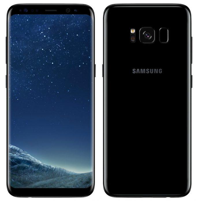 В России стала доступна самая мощная версия флагмана Samsung Galaxy S8+