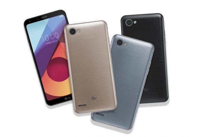 LG презентовала смартфон LG Q6 в трех вариантах комплектации