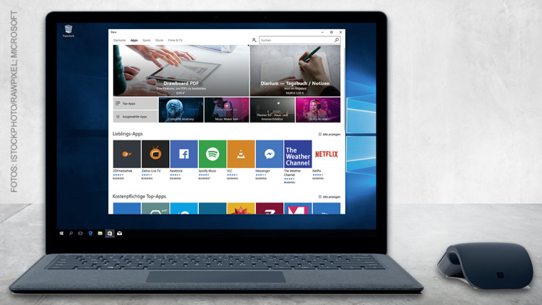 Обзор ОС Windows 10 S: безопасность за счет комфорта и удобства использования