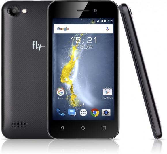 Начались российские продажи смартфона Fly 5S