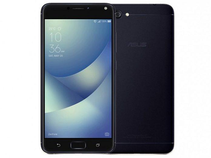 ASUS представила смартфон ZenFone 4 Max