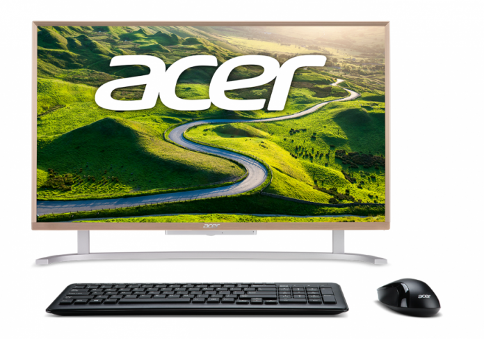 Моноблоки Acer Aspire C22 и C24 прибыли в Россию