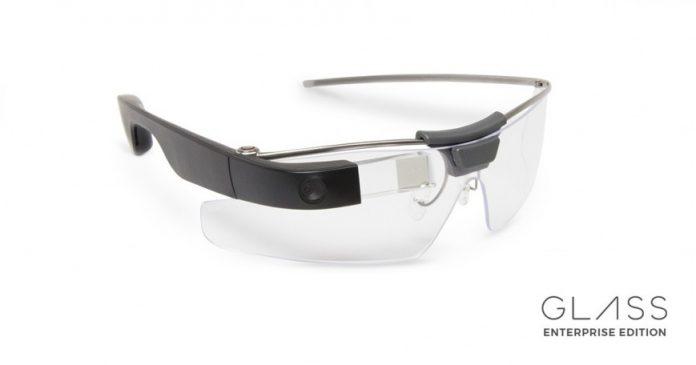 Alphabet выпустила новые Google Glass