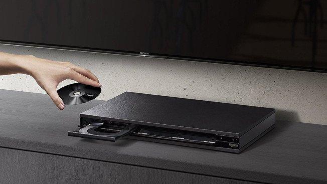 Тест Blu-ray плеера Sony UBP-X800: 4K для домашнего кинотеатра