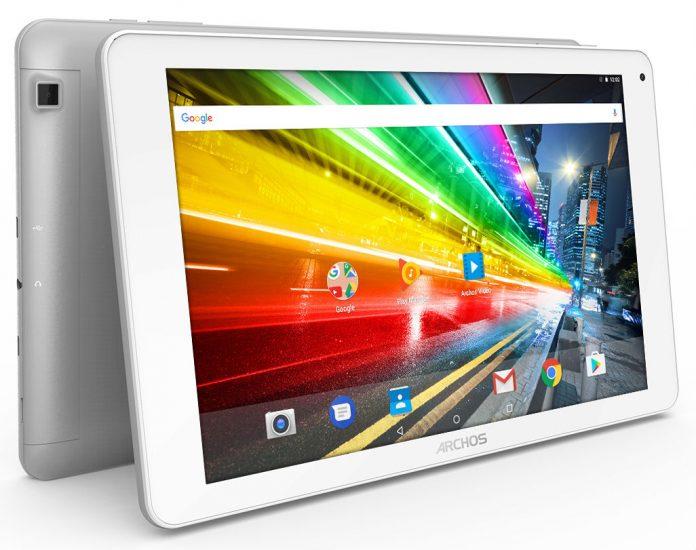 Начались российские продажи бюджетных планшетов ARCHOS 101 Platinum 3G и ARCHOS 101c Helium
