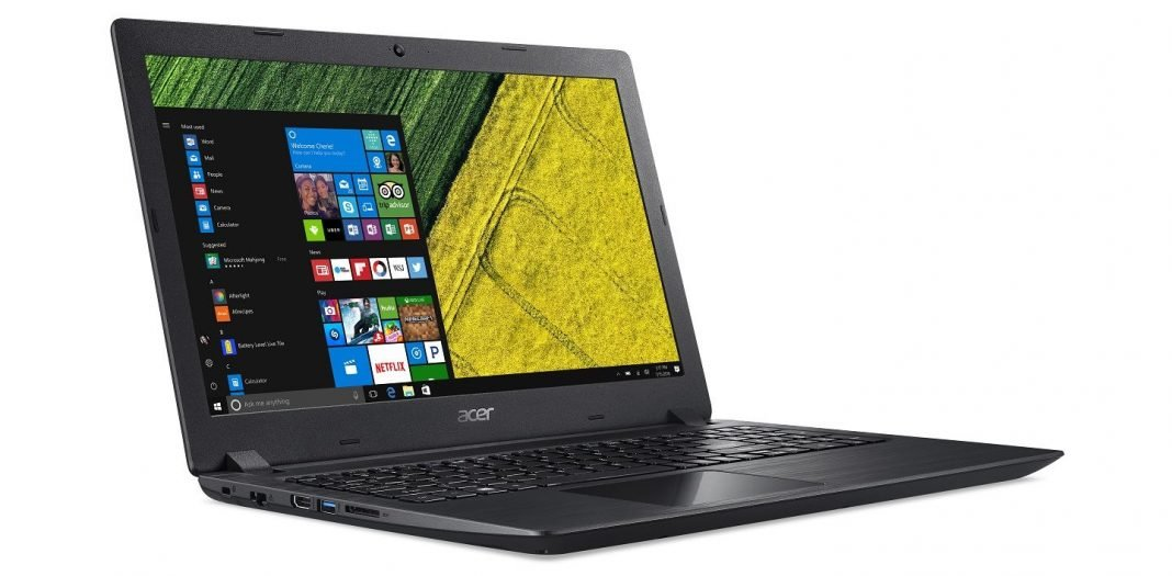 Тест ноутбука Acer Aspire 3 A315-31: приличная производительность, но скромная выносливость