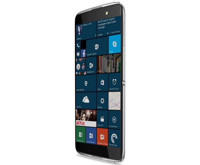 Запущен европейский предзаказ на Windows-смартфон Alcatel Idol 4 Pro