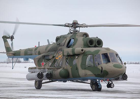 В России создали «антитеррористический» вертолет