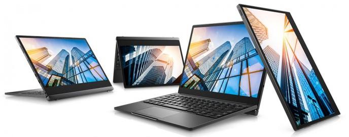 Dell выпустила первый планшет-трансформер с беспроводной зарядкой