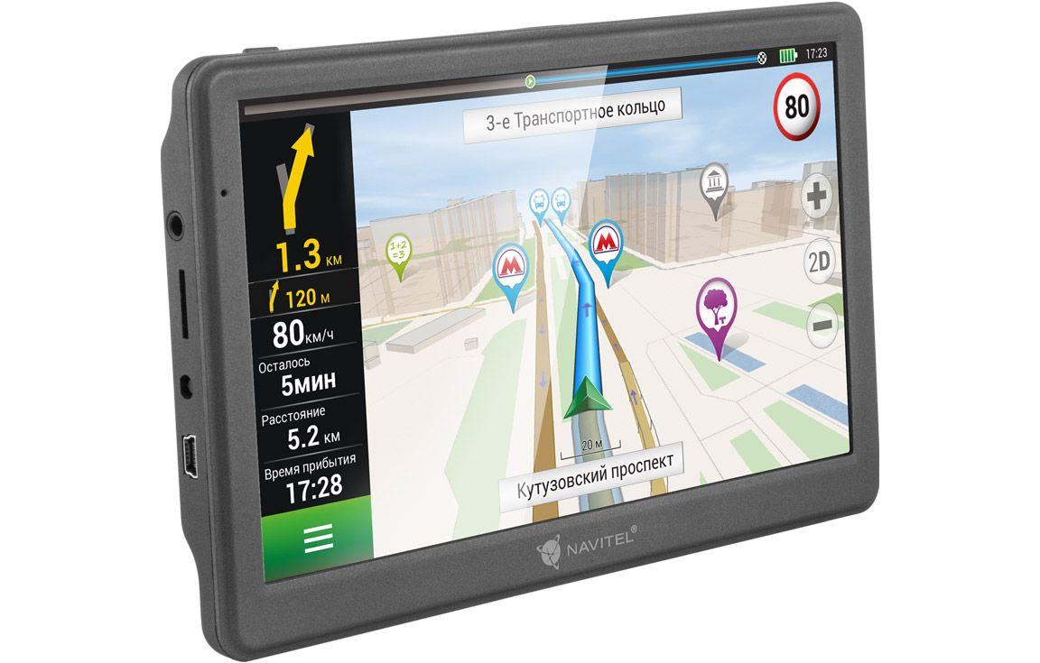 Обзор Navitel E700: автонавигатор с большим экраном