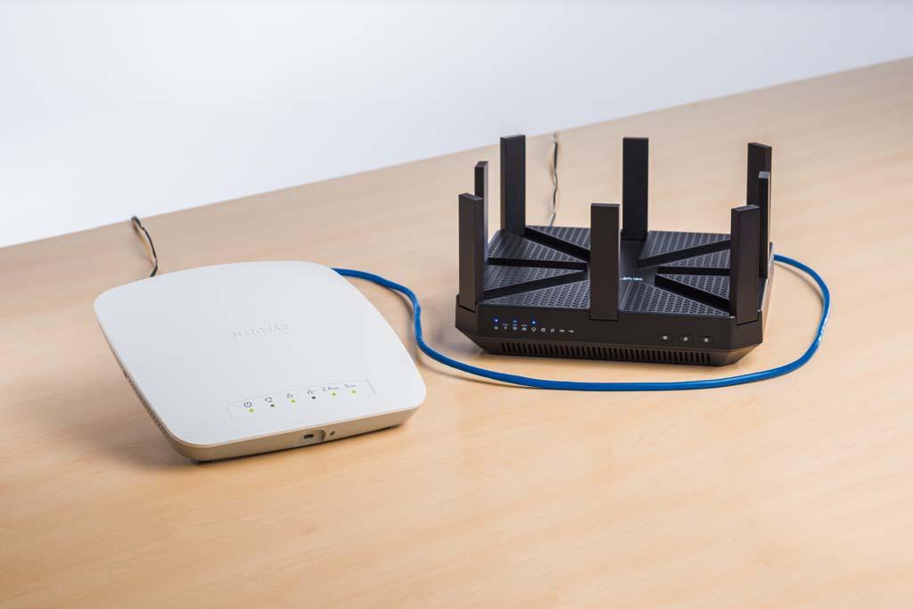 Как расширить покрытие Wi-Fi с помощью точки доступа