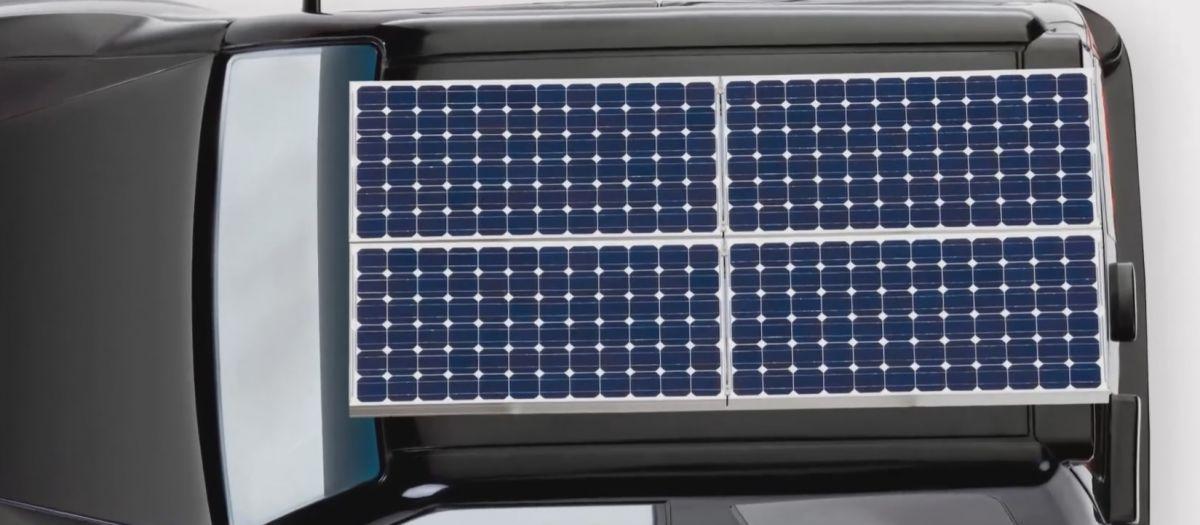 Суперэлектрокар E-Motion: до 700 км без подзарядки