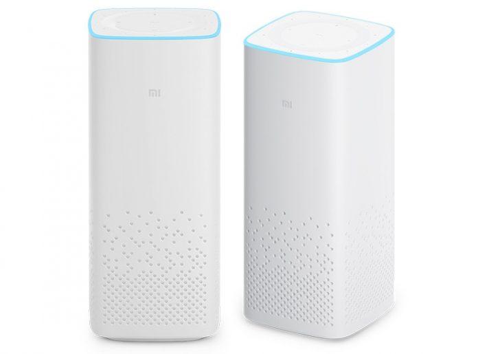 Xiaomi презентовала умную колонку Mi AI Speaker