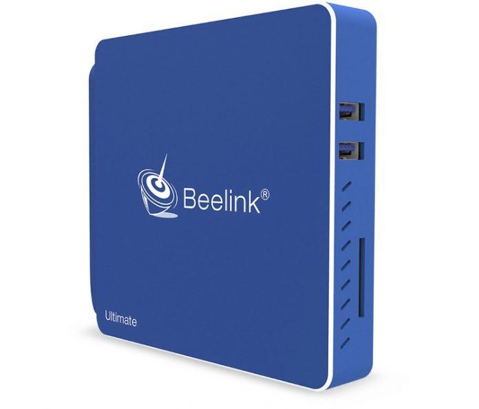 Beelink AP34 Ultimate: мини-ПК с 8 Гб оперативной памяти весом всего 340 г.