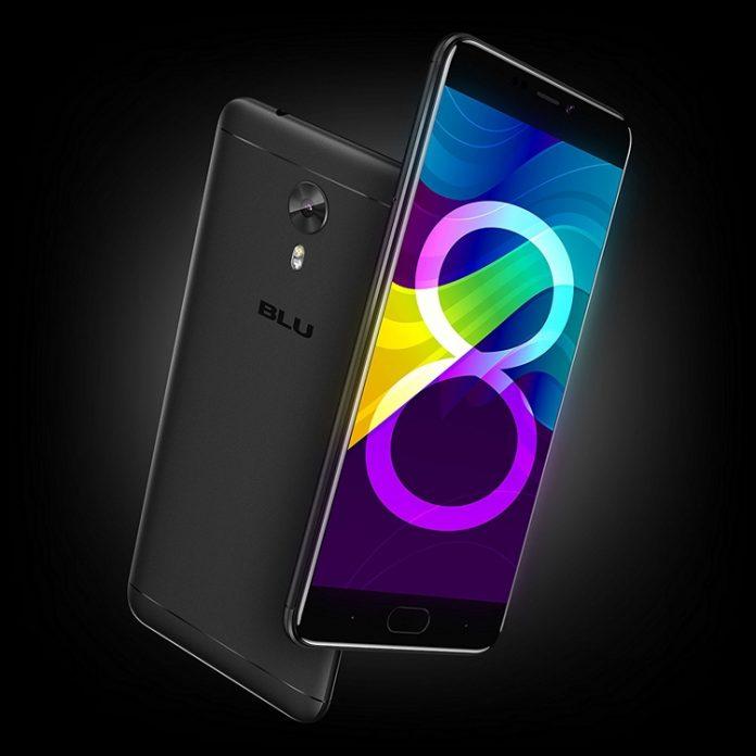 BLU Vivo 8 — бюджетный 5,5-дюймовый смартфон с Android 7 Nougat
