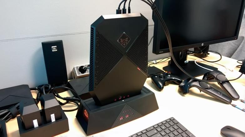 HP Omen X Compact Desktop