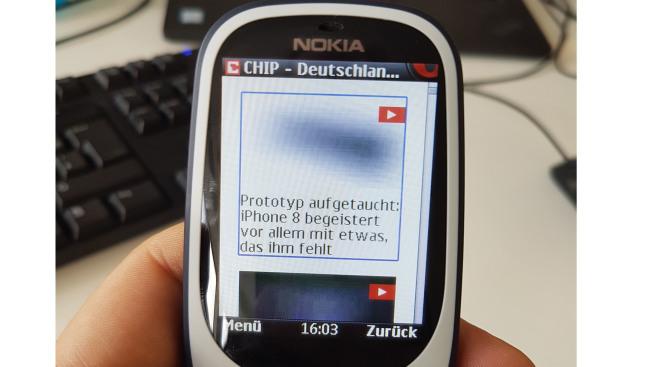 Тест телефона Nokia 3310 (2017): анти-смартфон