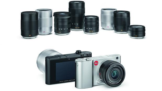 Первый взгляд на фотоаппарат Leica TL2: сверхсовременная классика