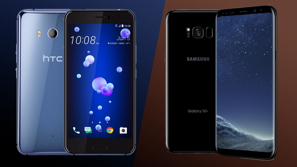 HTC U11 против Galaxy S8: Samsung почти побеждена