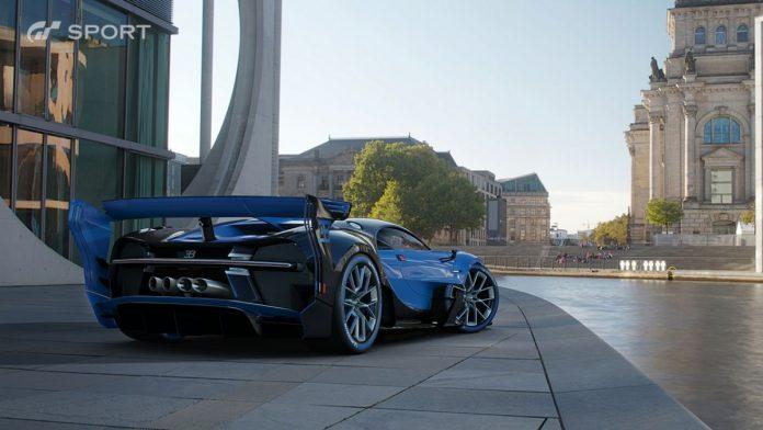Объявлена дата релиза гоночного симулятора Gran Turismo Sport
