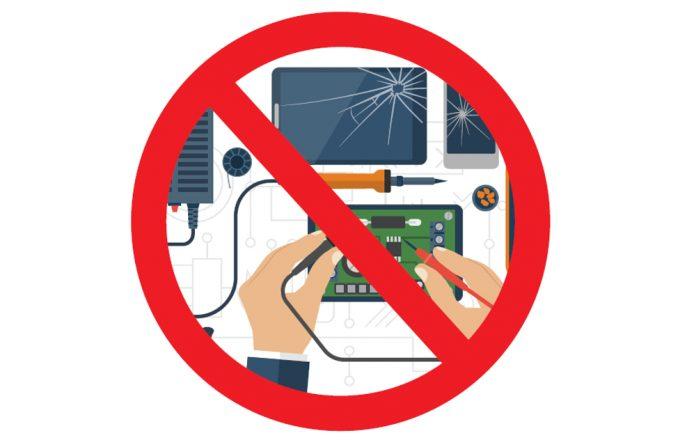 Как производители затрудняют ремонт техники и что с этим делать