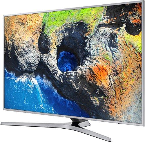 Тест телевизора Samsung UE40MU6100U