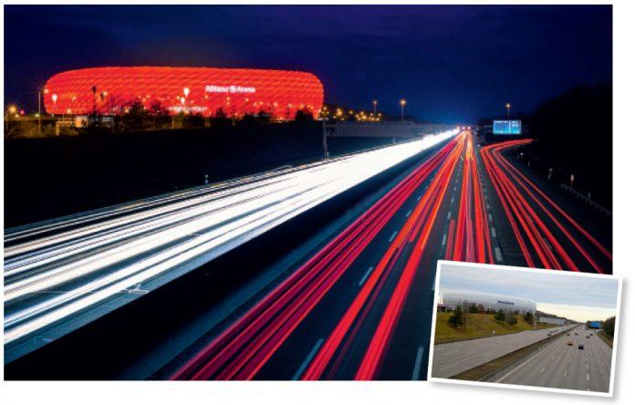Как сделать идеальное ночное фото дороги