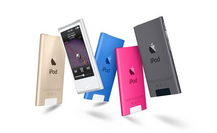 iPod nano и iPod shuffle больше не будет