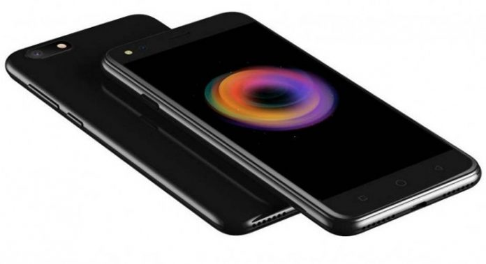 Micromax презентовала бюджетный смартфон Canvas 1