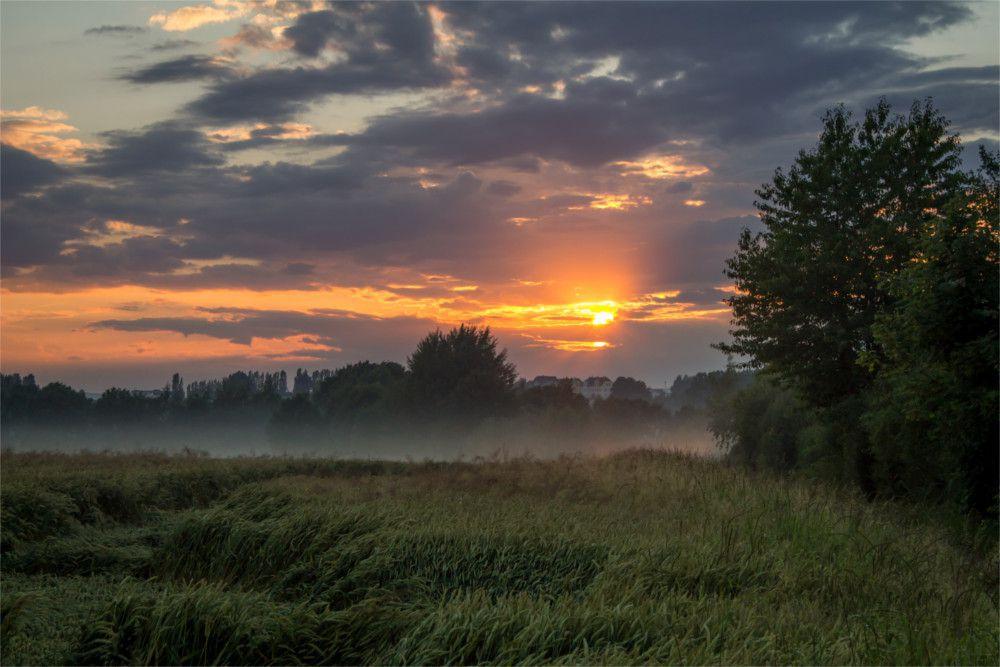 Как фотографировать закат: оптимальные настройки камеры