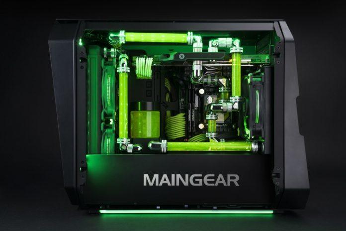 Представлен мощный (и красивый) игровой компьютер Maingear R2 Razer Edition