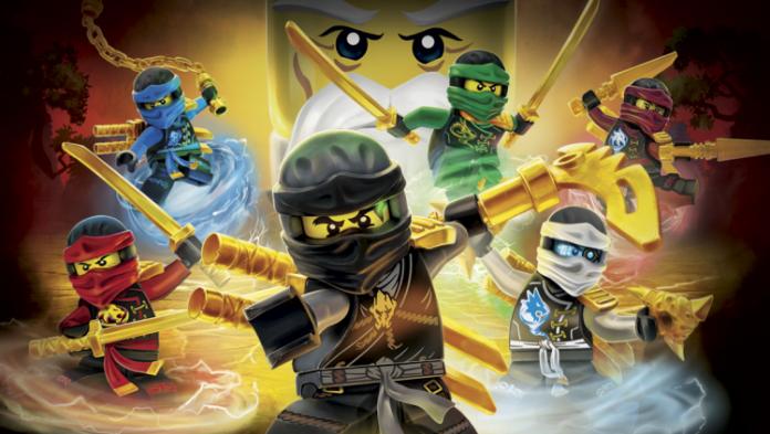 Игра «LEGO Ниндзяго» выйдет сразу же после премьеры фильма
