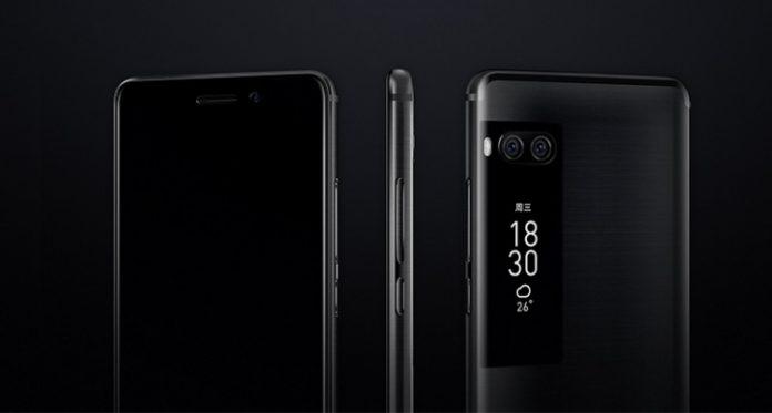 Смартфоны с двумя дисплеями Meizu Pro 7 и Pro 7 Plus представлены официально