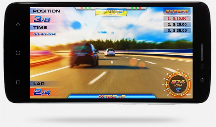 ZTE представила 5,5-дюймовый смартфон Blade Spark всего за $100
