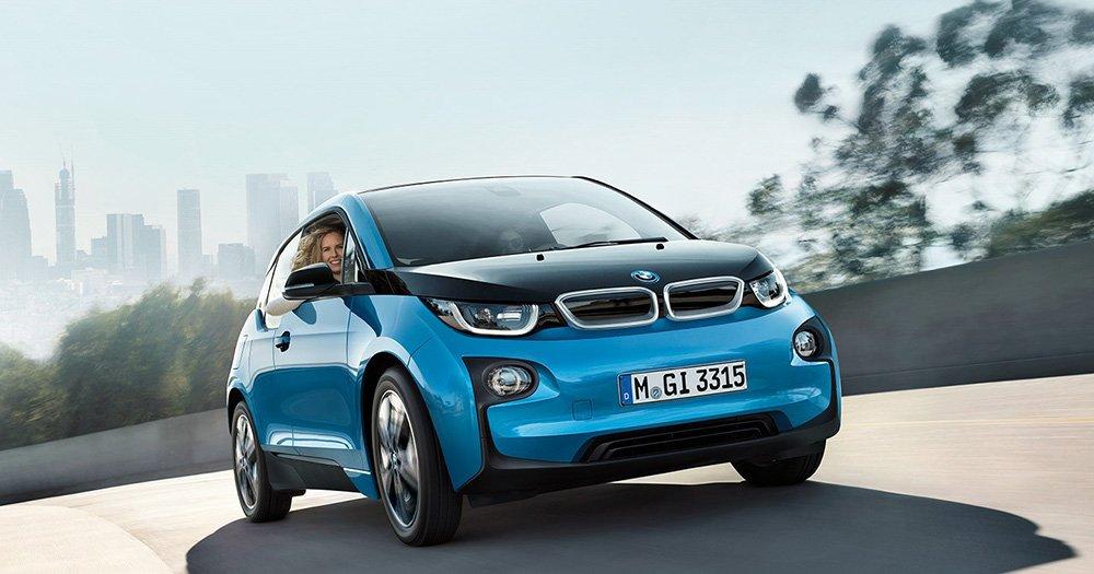 BMW i3: бестселлер среди электрокаров в настоящее время принадлежит к числу самых дорогих из списка ADAC.