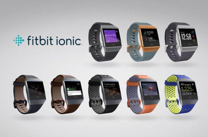 Представлены первые умные часы от Fitbit