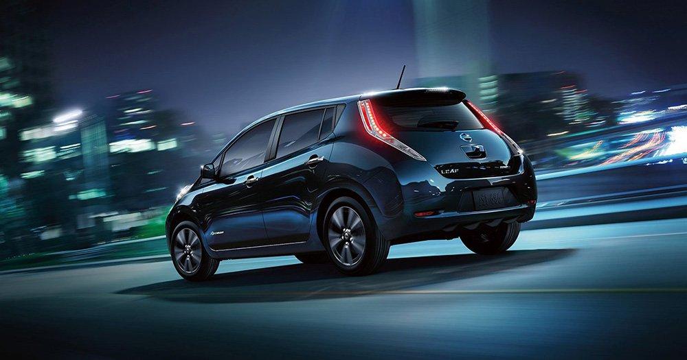 Долговечный Nissan Leaf: единственным слабым местом является аккумулятор.