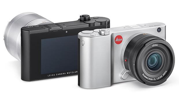 Тест фотокамеры Leica TL2