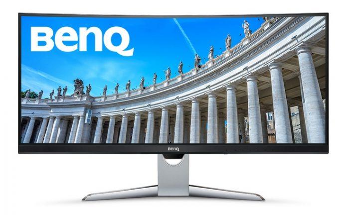 Benq представила 35-дюймовый изогнутый монитор EX3501R