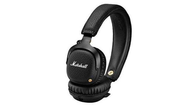 Тест Bluetooth-наушников Marshall MID