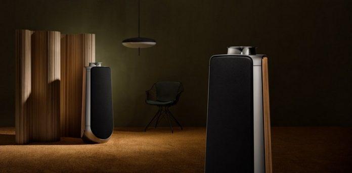 Bang & Olufsen представила колонку мощностью 2100 Вт и весом 61 кг