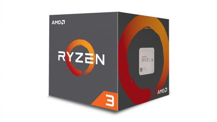 Тест процессора AMD Ryzen 3 1200
