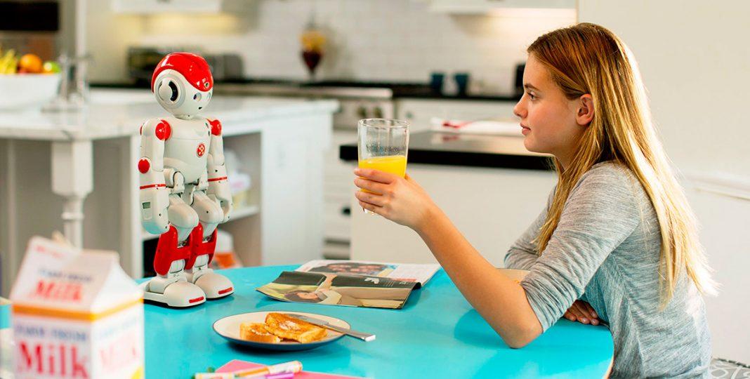 Игровые роботы UBTech приобщат детей к программированию