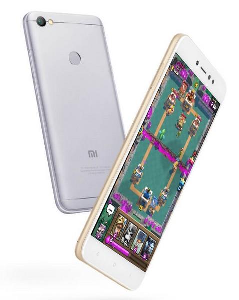 Xiaomi представила 5,5-дюймовый смартфон с 16-мегапиксельной фронталкой — Redmi Note 5A