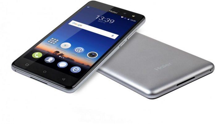 Начались российские продажи смартфона Haier G7