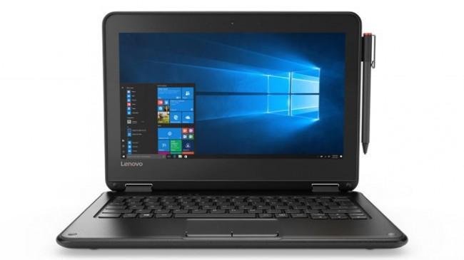 Lenovo выпустила бюджетные ноутбуки-перевертыши на базе Windows 10 S