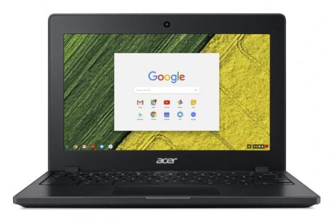 Acer представила защищенный хромбук по доступной цене Chromebook 11 C771